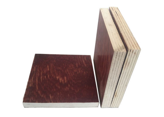 First Class Pine Faced Plywood E1 Formaldehyde Emission Standards 915mm*1830mm