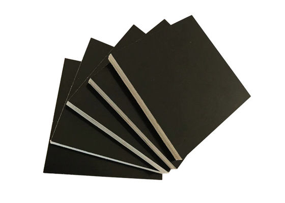 China Construction Grade Laminate Faced Plywood 1mm To 30mm Thickness Water Resistant supplier