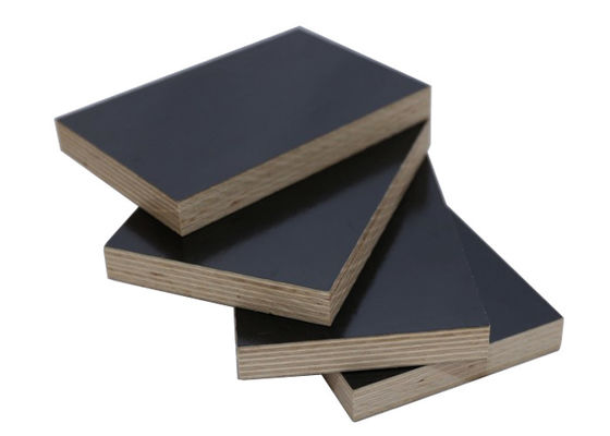 China Durable Laminate Faced Birch Plywood , Black Film Faced Plywood Sheets factory
